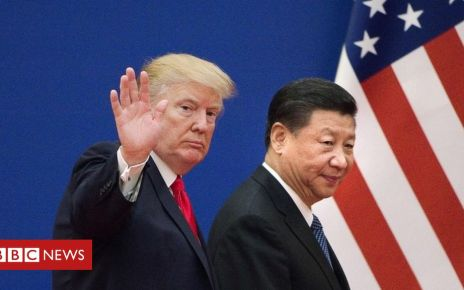 105863437 tv052682149 - Donald Trump asks China to lift all US agricultural tariffs
