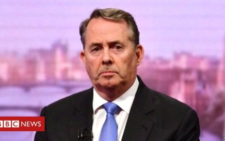 105872858 p072gq08 - Liam Fox: There may be 'no option' but to delay Brexit