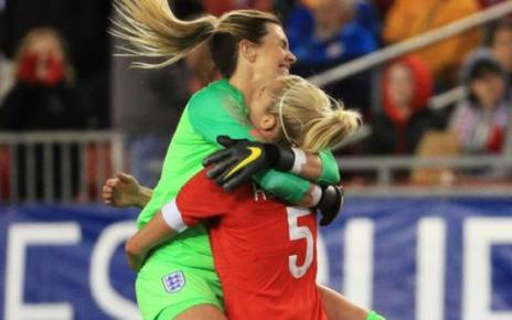 105906908 gettyimages 1133912330 - Japan Women 0-3 England Women: Lionesses win SheBelieves Cup for first time