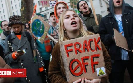 105916670 gettyimages 1068293748 - Fracking: Government guidance 'unlawful' rules High Court