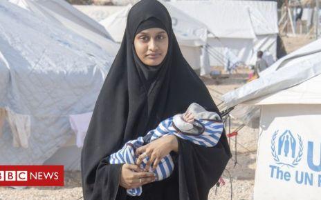 105955465 9752de2c 9184 439c a69c c906dae68c1b - Shamima Begum: Home Secretary criticised as baby dies