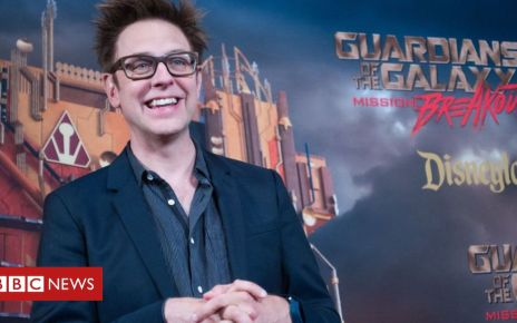 106013276 gettyimages 688619660 - James Gunn: Disney rehires sacked Guardians of the Galaxy director