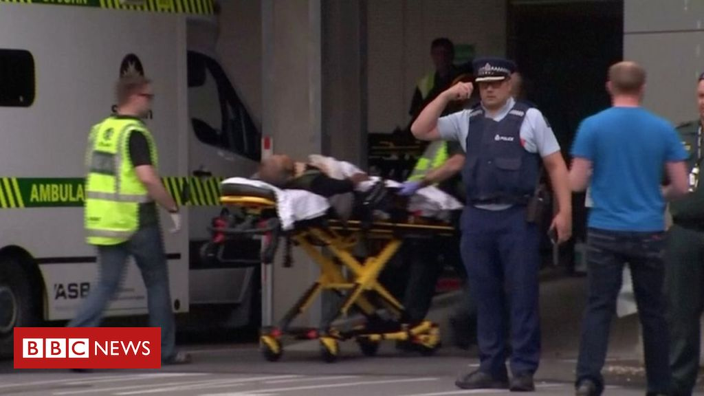 106031620 christchurchhospital - New Zealand mosque: Active shooter reported after Christchurch mosque attack