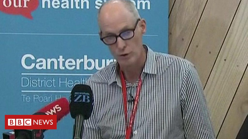 106045643 p073qhqf - Christchurch shooting: 'Twelve operating theatres worked through the night'