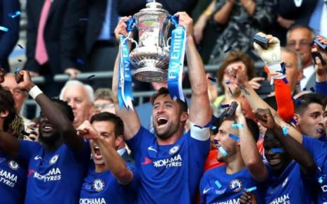 106090060 trophy - FA Cup: BBC signs new four-year broadcast deal to show competition live