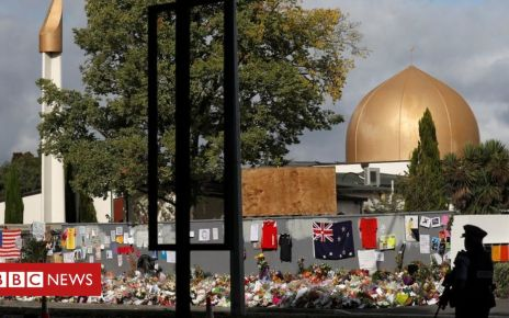 106131506 053095919 - Christchurch shootings: New Zealand to broadcast call to prayer