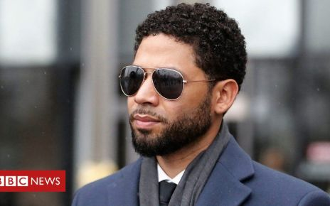 106191570 p074nsv5 - The two sides in the Jussie Smollett case