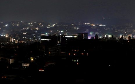 p072ykr8 - Venezuela power cuts: Blackouts continue as protests loom