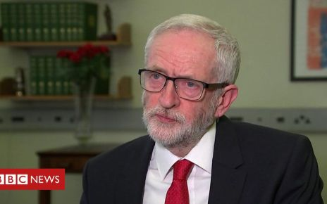 106276009 p075bbkv - Corbyn: Very happy to meet May for cross-party Brexit talks