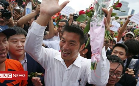 106325663 053347020 1 - Thailand election: Future Forward's Thanathorn faces sedition charges
