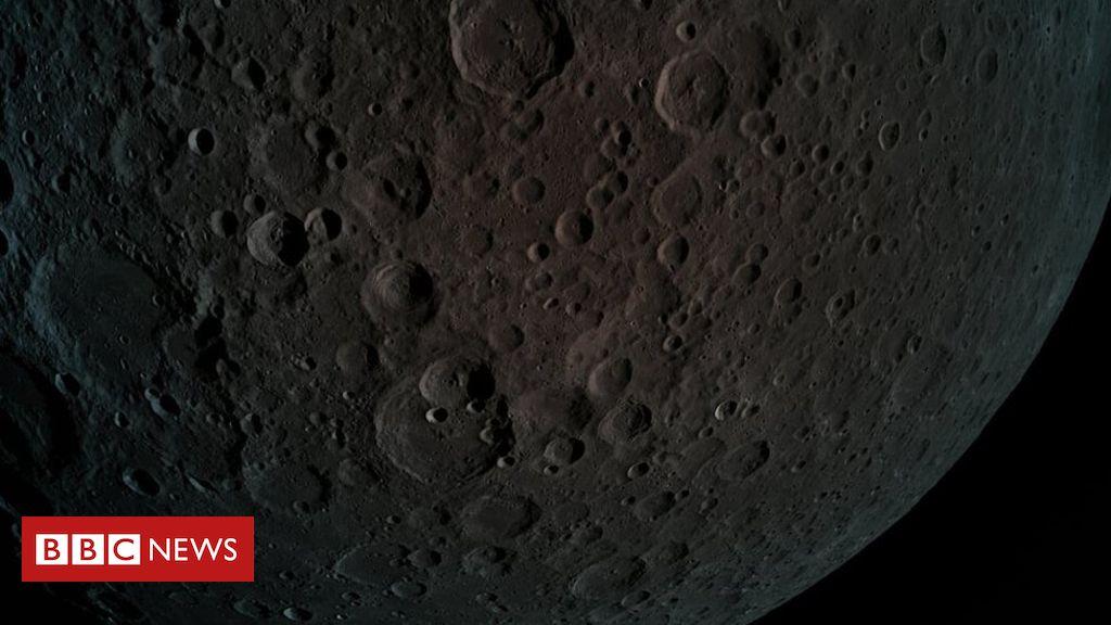 106394058 apicturetakenbyberesheet themoonduringthemaneuverat440kmhight 1 - Israel's Beresheet spacecraft to attempt Moon landing