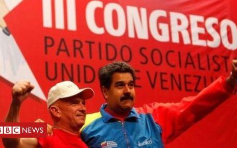 106435770 c7ff5010 085a 493e 9315 e286f00f3bc5 - Hugo Carvajal: Venezuelan ex-spy chief arrested in Spain