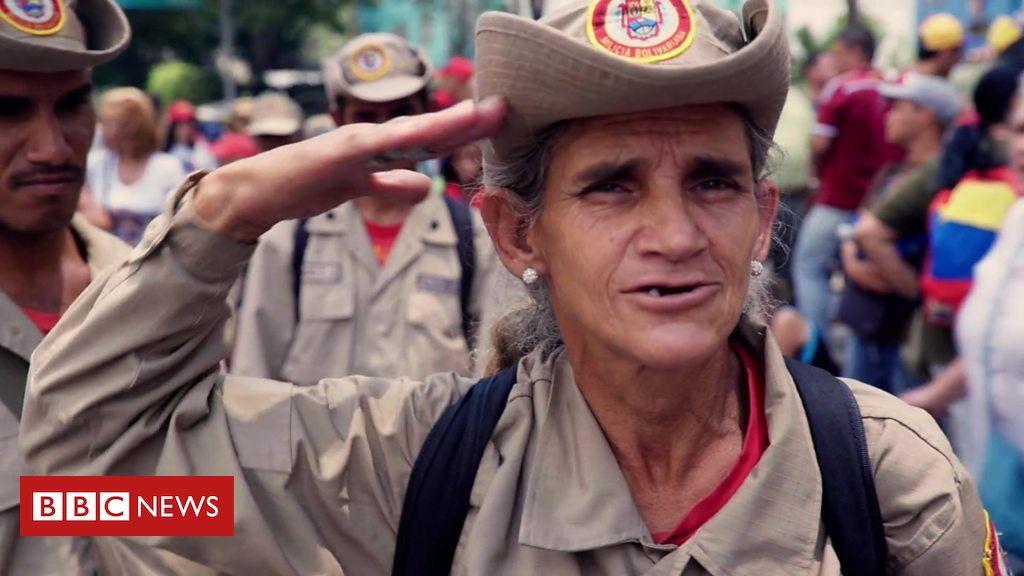 106448995 p076gsbn - Meet Venezuela's civilian National Militia