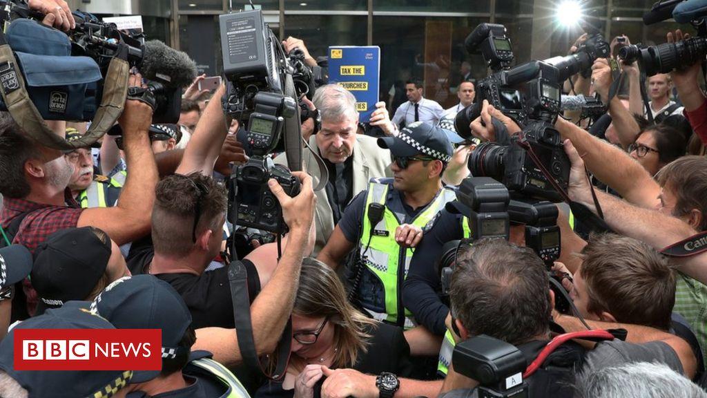106451201 7d35e149 b135 4edf ba97 971b7782c085 - George Pell case: Australian media defend 'contempt' allegations