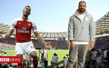 106470433 drake top image - Drake's sport curse: Roma 'bans' players taking photos with rapper