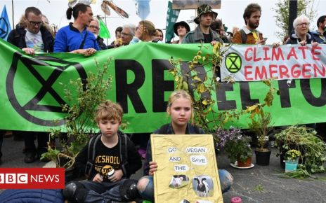106477561 gettyimages 1137497321 - Extinction Rebellion: what do they want - and is it realistic?