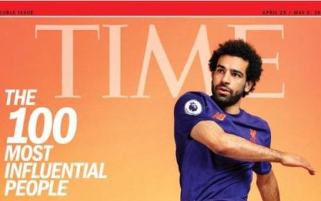 106491478 salahcover - Mohamed Salah named one of world's 100 most influential people by Time