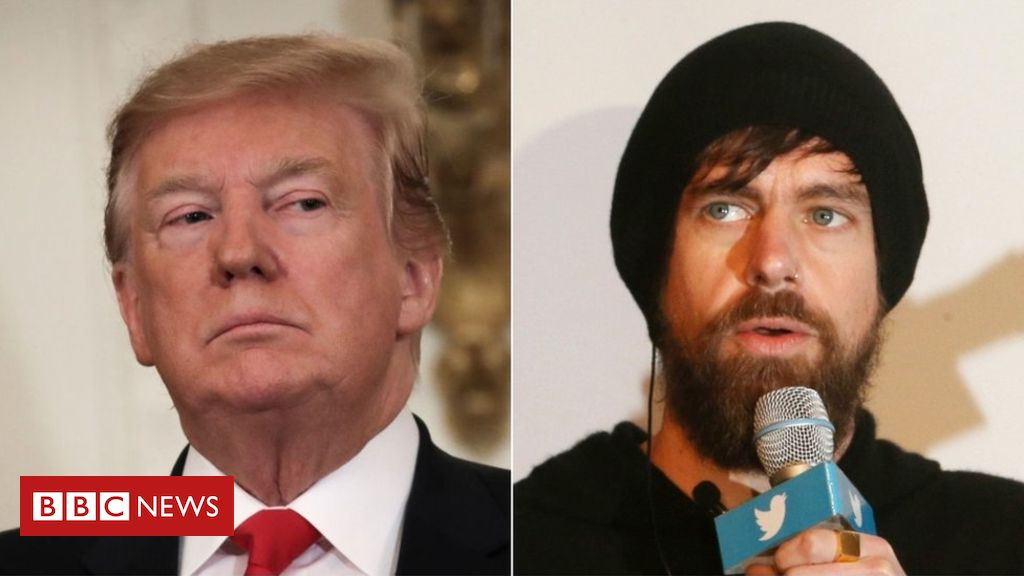 106567802 befunky collage 2 - Donald Trump meets Twitter's Jack Dorsey at White House