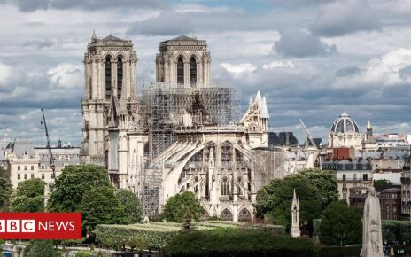 106573000 053543498 1 - Notre-Dame fire: Has too much money been given to rebuild it?