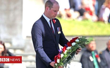 106583750 mediaitem106583749 - Christchurch attack: Prince William to meet survivors
