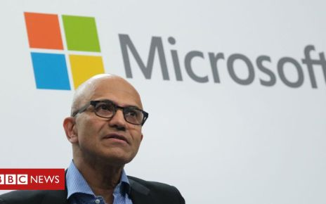 106586271 gettyimages 1132529735 - Microsoft hits $1 trillion market valuation