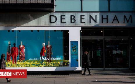 106602580 debenhams.storefront.2019.g - Debenhams names 22 stores to close