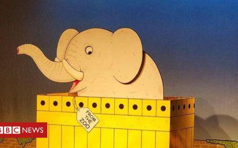 106638130 capture - Dear Zoo cancels all shows after Peterborough tour van theft