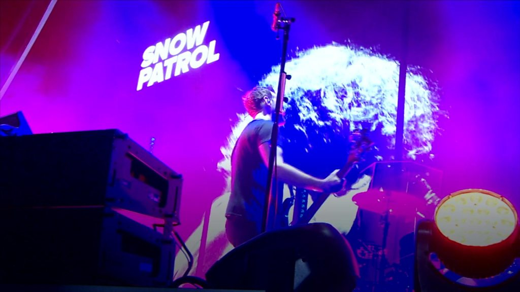 p07775cl - Snow Patrol's 25 years on the road