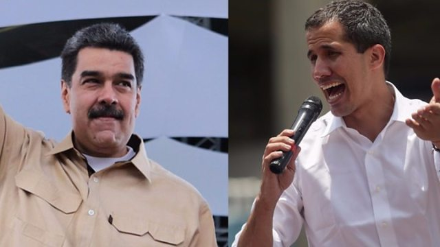 1557480394 136 Venezuela crisis Opposition lawmakers take refuge in embassies - Venezuela crisis: Maduro says 'fascist' coup foiled