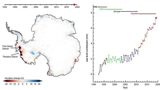 1558003795 164 Antarctic instability 039is spreading039 - Antarctic instability 'is spreading'