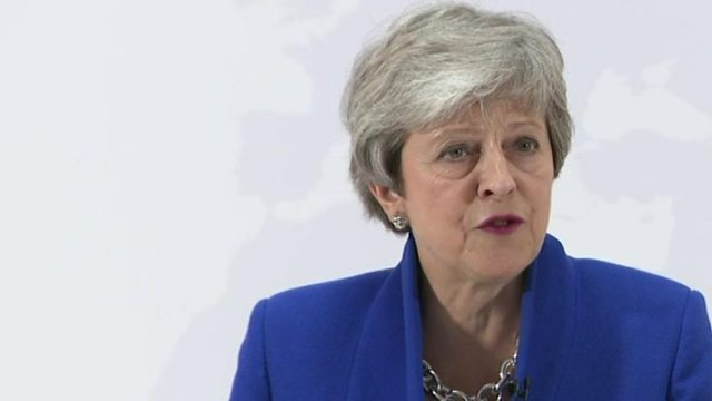 1558463210 65 Brexit Is there anything new in Theresa May039s 039new deal039 - Brexit: Is there anything new in Theresa May's 'new deal'?
