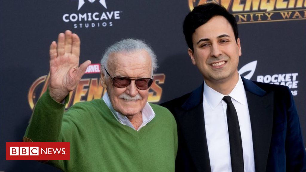 102014973 gettyimages 950775152 - Stan Lee's ex-manager charged with elder abuse