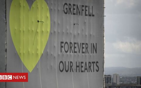 103793865 hi049727592 - Grenfell fire: Police carry out 13 interviews under caution