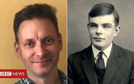 106750318 turing comp - Wellcome Book Prize won by Will Eaves' Alan Turing novel