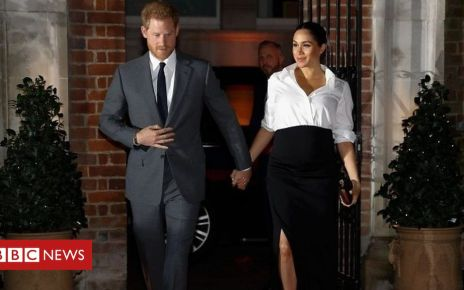 106816504 p078g4tz - Royal baby: How Meghan and Harry did it their way