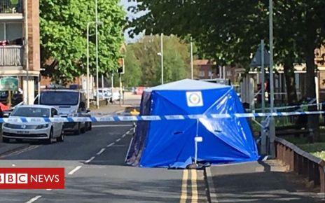 106824697 d730813c 8377 4de7 91b6 681d16113cc5 - Wolverhampton shooting: Three arrested as boy in serious condition