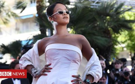 106907006 053864542 1 - Rihanna makes history with new fashion label Fenty