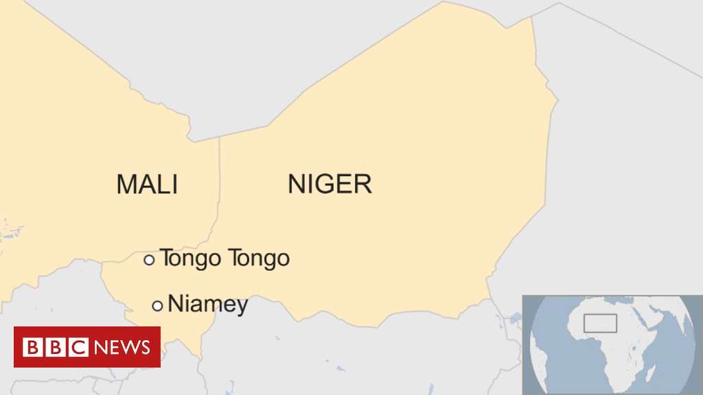 106965611 nigertongotongo9760519 - Niger ambush: Militants kill 17 soldiers near Mali