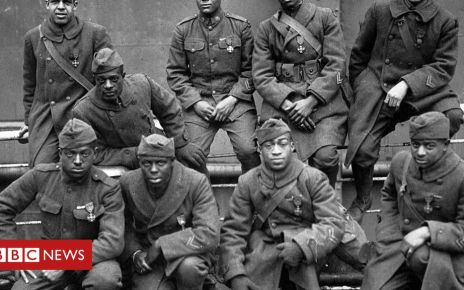 106977728 gettyimages 556638395 - Memorial Day: America's strained salute to its black veterans