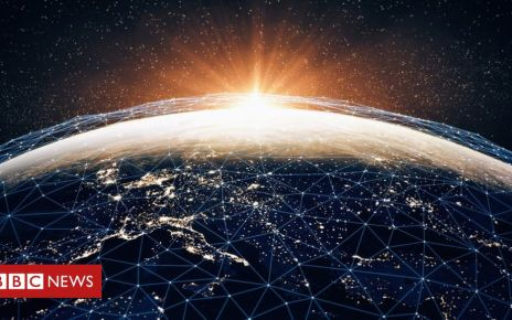 106977762 gettyimages 1038383026 - SpaceX puts up 60 internet satellites