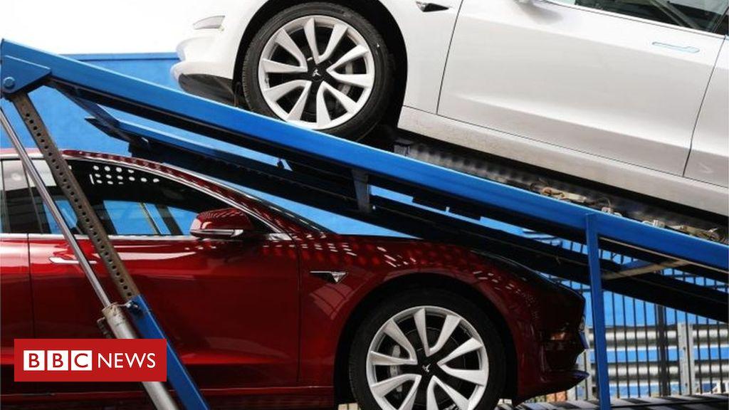 106980298 9edvd3hu - Tesla to update battery software after recent car fires