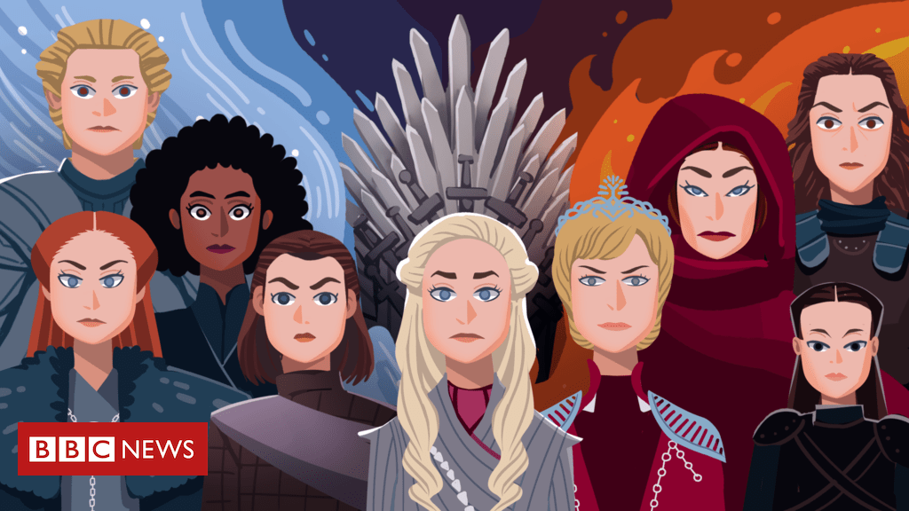 106980790 all - Game of Thrones: How the women of Westeros took centre stage