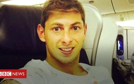 107022253 p079p3y4 - Emiliano Sala's father: 'They left him alone like a dog'