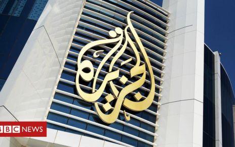 107028872 3ba46364 c46d 4a3c 9ab4 3e4af089107b - Al Jazeera suspends journalists for Holocaust denial video
