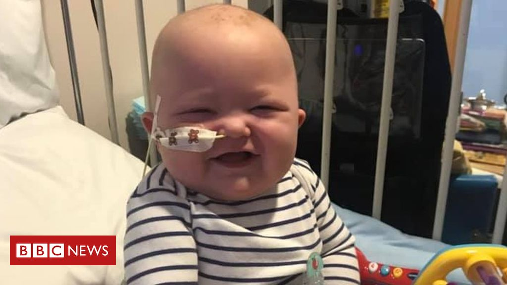 107033224 60384039 752997525095699 7084764385448558592 n - Harri Stickler: Transplant joy for baby with rare cancer