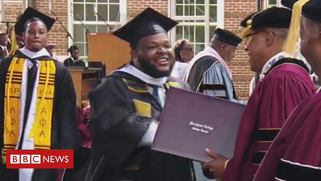 107039955 p079t9pw - Morehouse College student: 'I want to change the world'