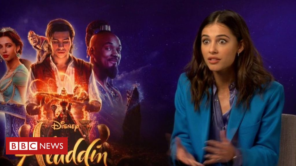 107048548 p079wc50 - Aladdin: 'Disney princesses were so influential to my generation'