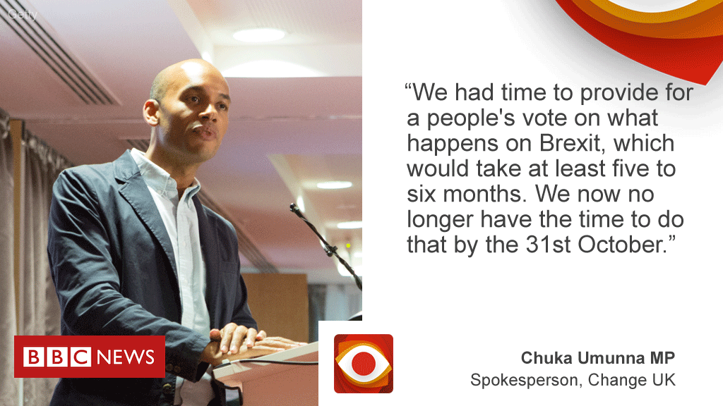 107048638 chuk2 - Brexit: Has time run out for another referendum?