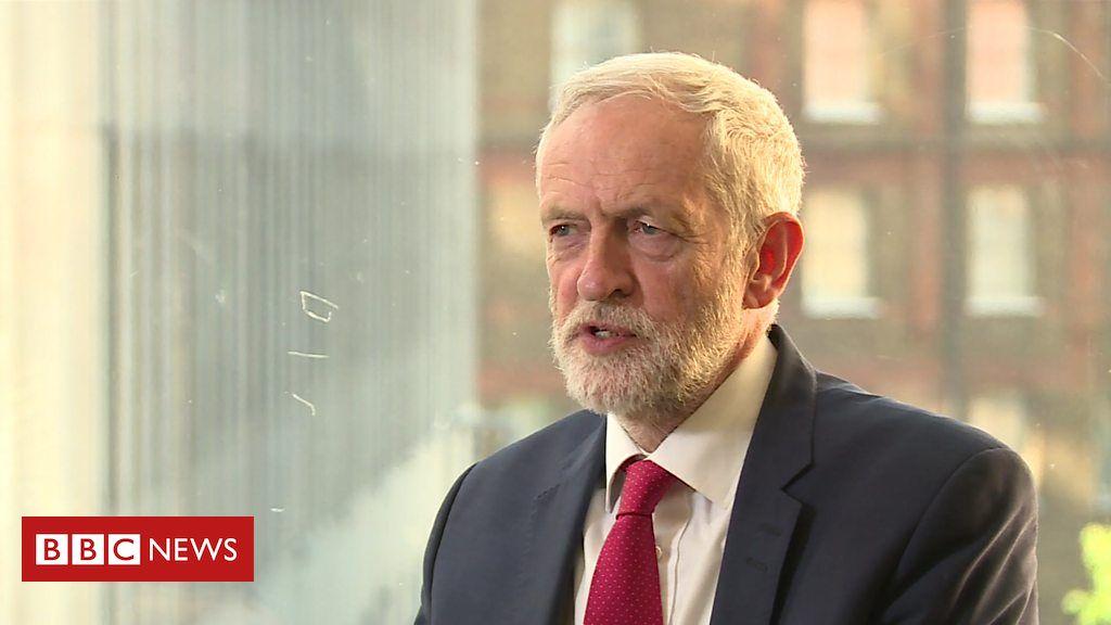 107054604 p079xhz9 - Jeremy Corbyn: Labour will vote against PM's Brexit bill