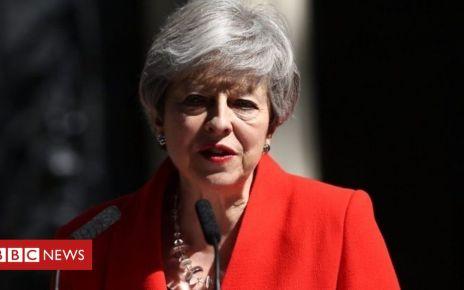 107093886 p07b6q01 - Theresa May's 'deep regret' over Brexit